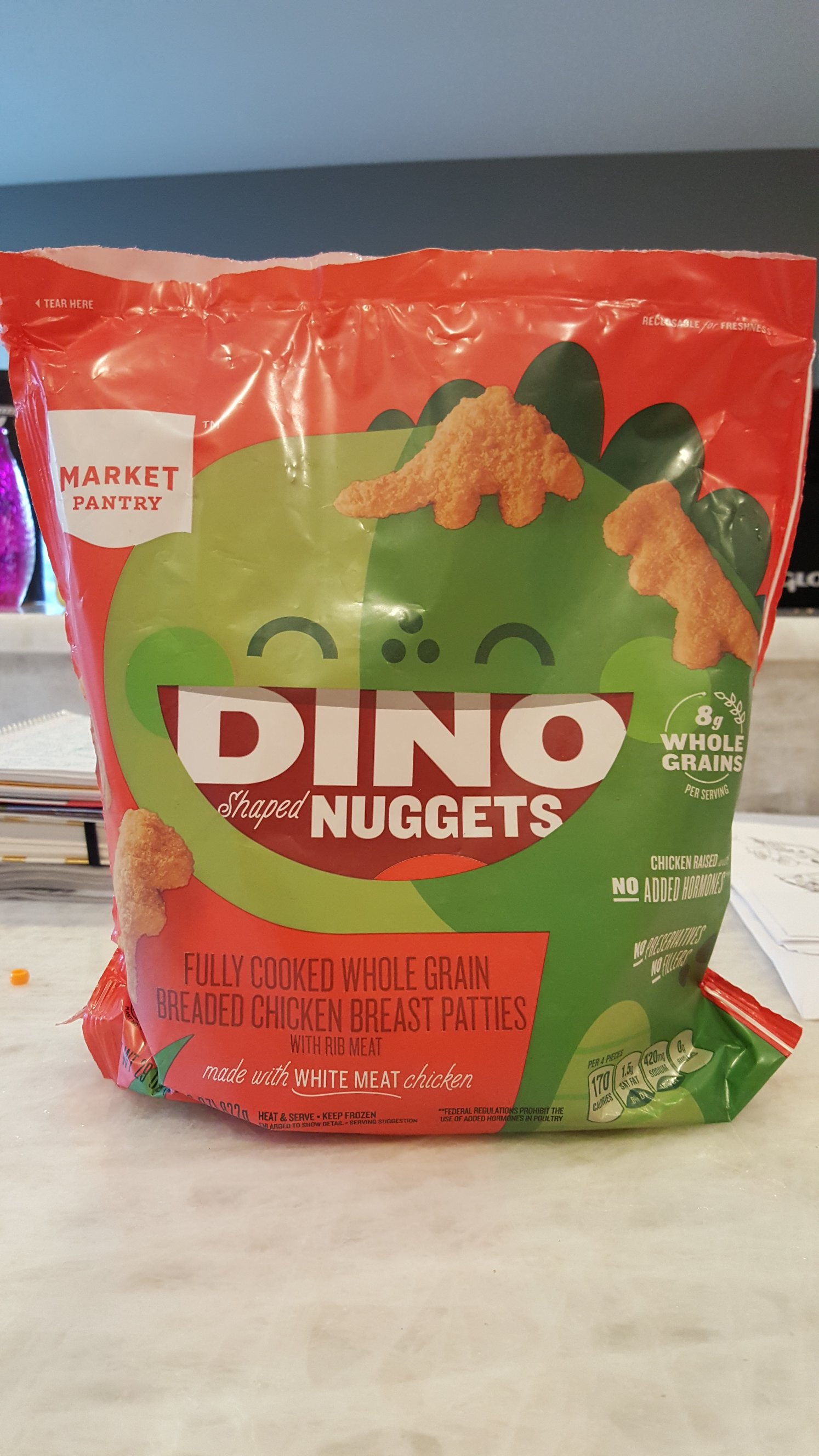 Target Dino Nuggets